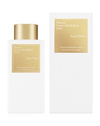 Aqua Vitae Scented Body Cream 8.5 Oz. by Maison Francis Kurkdjian