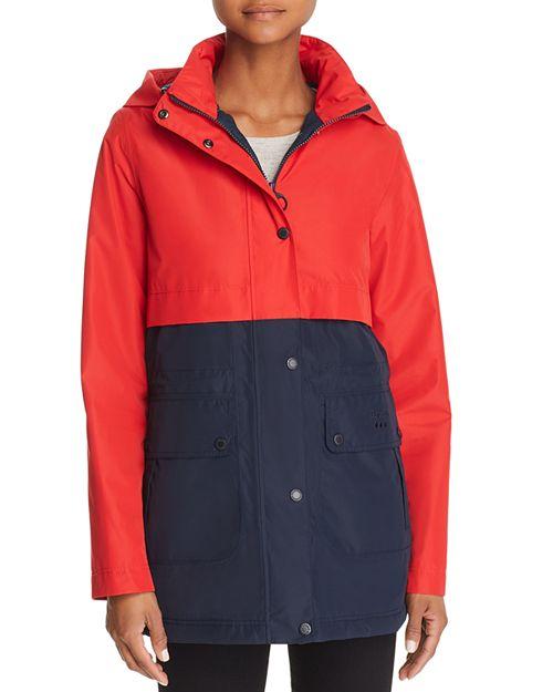 Barbour - Altair Color-Blocked Raincoat