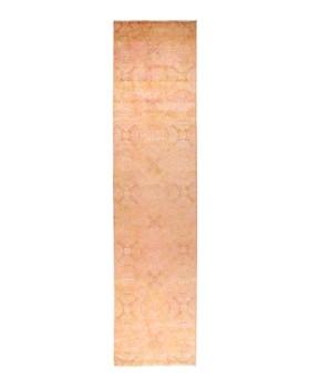 "Solo Rugs - Vibrance 37 Area Rug, 3'2"" x 13'6"""