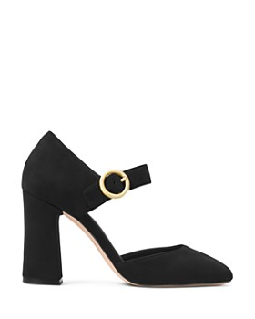 MICHAEL Michael Kors - Women's Alana Suede Mary Jane Pumps