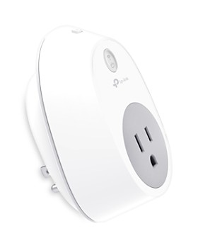 TP-Link - Wi-Fi Smart Plug with Energy Monitoring, Pack of 2