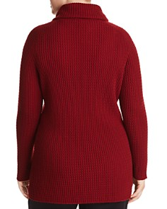 Marina Rinaldi - Arcadia Convertible Cashmere Sweater