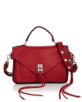Rebecca Minkoff - Small Darren Leather Messenger