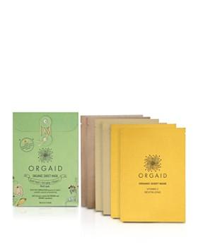 ORGAID - Organic Sheet Mask Gift Set