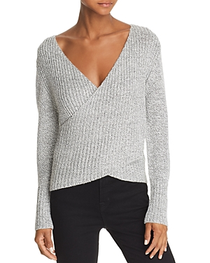 C/meo Collective C/MEO COLLECTIVE EVOLUTION CROSSOVER SWEATER