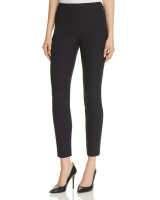 Zoe Tapered Crop Pants   100 Percents Exclusive by Rebecca Taylor