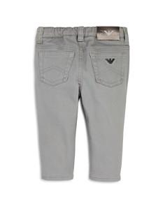 Armani - Boys' Stretch Slim-Fit Pants - Baby