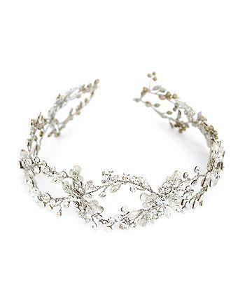 Brides and Hairpins - Mila Halo Headpiece