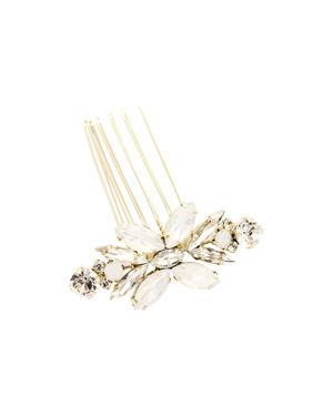 Brides and Hairpins Luciana Crystal Comb