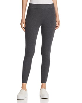 Eileen Fisher - Cropped Ribbed Leggings
