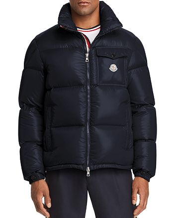promo code ab414 4a1e2 Moncler Montbeliard Down Jacket | Bloomingdale's