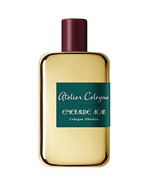 Emeraude Agar Cologne Absolue Pure Perfume 6.7 oz.