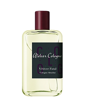Vetiver Fatal Cologne Absolue Pure Perfume 6.7 oz.