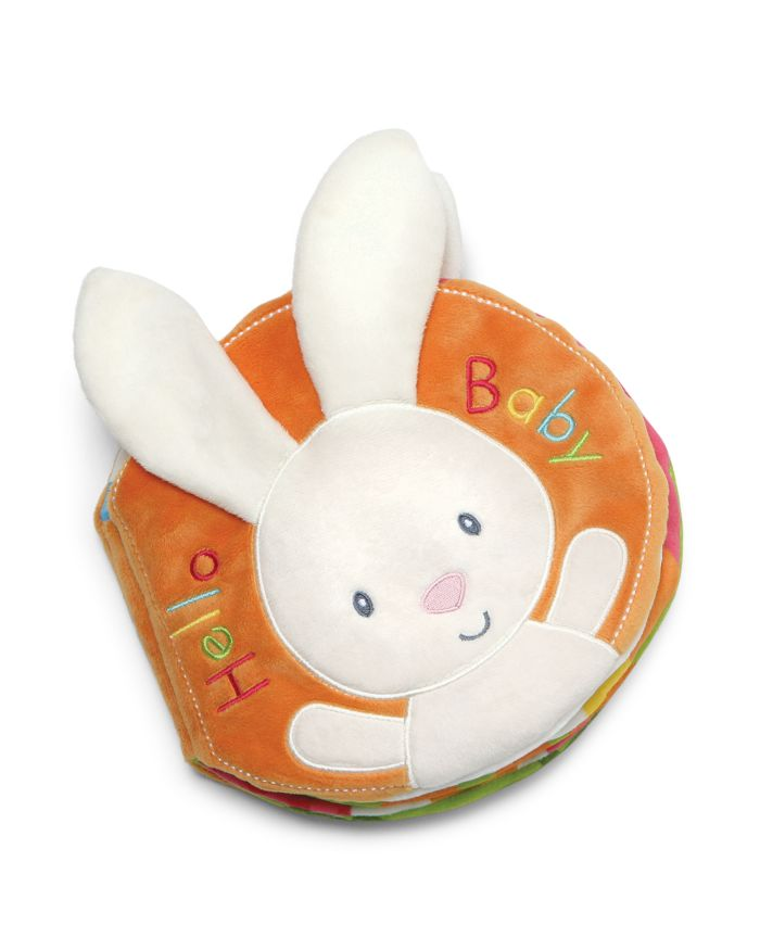 Gund Hello Baby Flora Soft Book - Ages 0+    Bloomingdale's