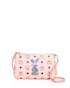 Mcm Rabbit Medium Convertible Crossbody