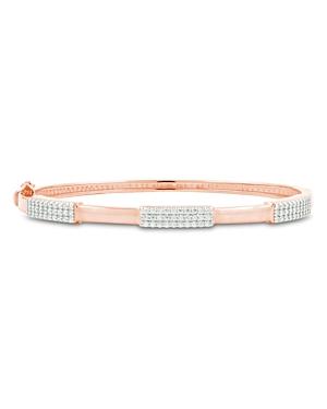 Freida Rothman Radiance Thin Bangle Bracelet-Jewelry & Accessories
