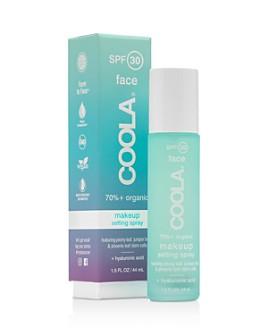 Coola - Makeup Setting Spray SPF 30