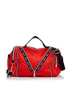 LeSportsac - Colette Medium Floral-Embossed Convertible Duffel Bag