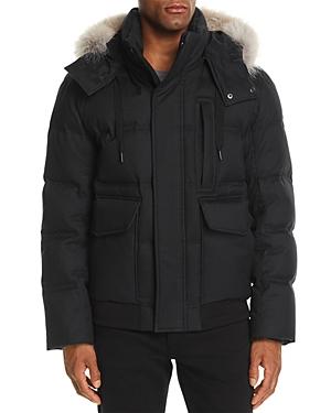 Marc New York Bohlen Bomber Jacket