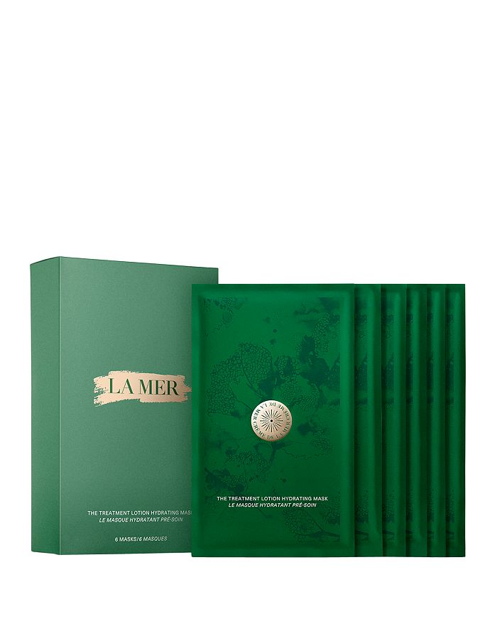 La Mer - The Treatment Lotion Hydrating Masks, Set of 6