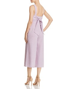 The East Order - Portia Cropped Wide-Leg Jumpsuit