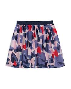 kate spade new york Girls' Confetti Hearts Chiffon Skirt - Big Kid - Bloomingdale's_0
