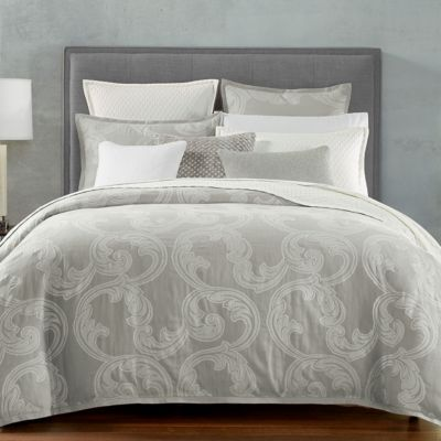 Modern Scroll Duvet Cover, Full/Queen - 100% Exclusive