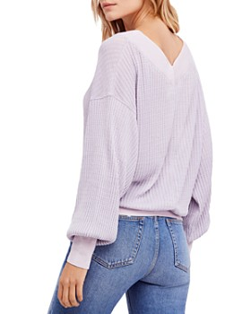 Free People - South Side Thermal Sweater