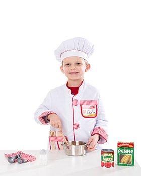 Melissa & Doug - Let's Play House! Pots & Cooking Utensils Bundle - Ages 3+