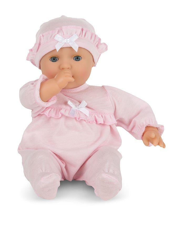 Melissa & Doug - Mine to Love Jenna Baby Doll, Food & Bottle Bundle