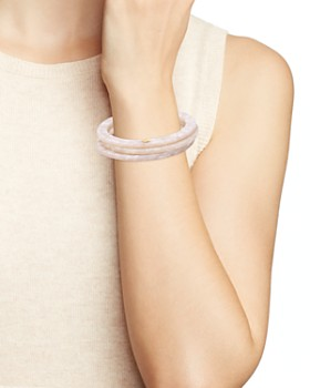 kate spade new york - Marled Bangle Bracelets