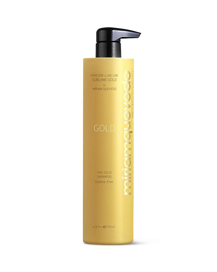 Miriam Quevedo - Sublime Gold The Gold Shampoo 16.9 oz.