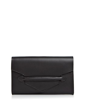 Celine Lefebure - Victoria Medium Convertible Leather Clutch Bag - 100% Exclusive