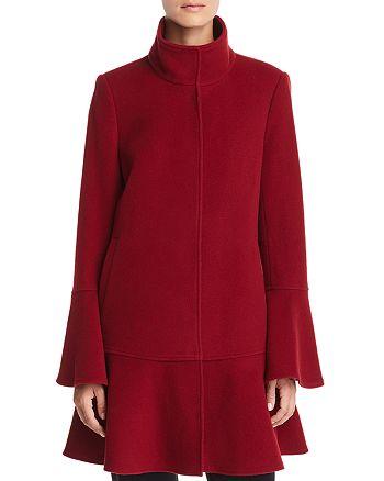 Joie - Anichka Flounced Coat