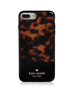 kate spade new york - Tortoise Shell iPhone 7/8 Plus Case