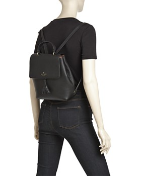 kate spade new york - Hayes Street Teba Small Leather Backpack
