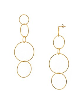05c9306e8 Argento Vivo - Multi-Loop Drop Earrings ...