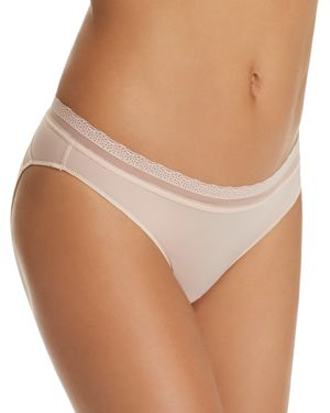 ON GOSSAMER NEXT TO NOTHING MICRO HIP BIKINI