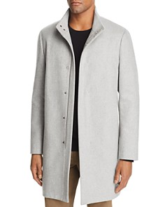 Theory - Belvin Zip-Front Topcoat