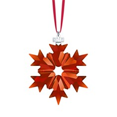 Swarovski Red Crystal Ornament, Annual Edition 2018 - Bloomingdale's_0