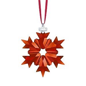 Swarovski Red Crystal Ornament, Annual Edition 2018