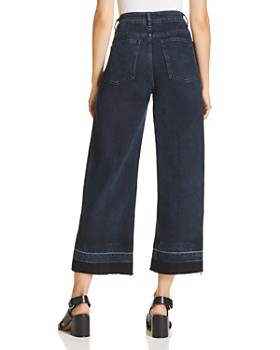 DL1961 - Hepburn High Rise Wide Leg Jeans in Stoll