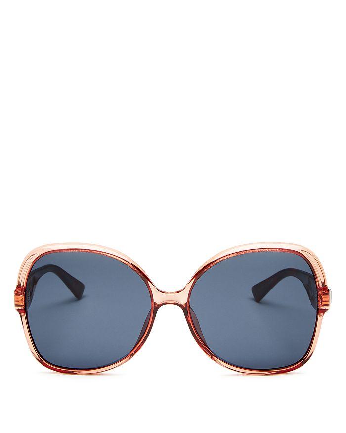 Dior - Women's Nuance Oversized Round Sunglasses, 60mm