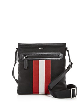 Bally - Currios Signature Stripe Messenger Bag