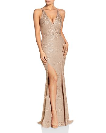 72354e7e6bc Dress the Population - Iris Lace Gown