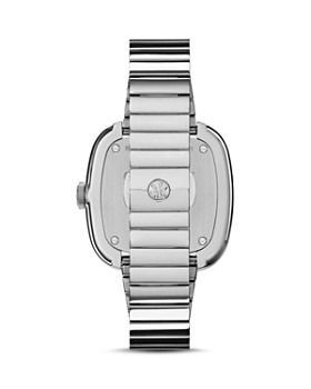 Gomelsky - The Eppie Diamond Bezel Watch, 32mm x 32mm