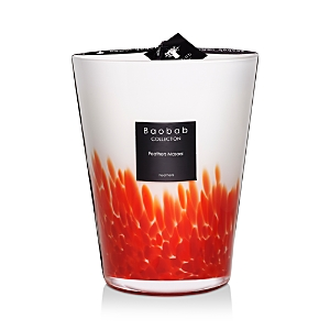 Baobab Collection Feathers Masaai Candle, Max 24