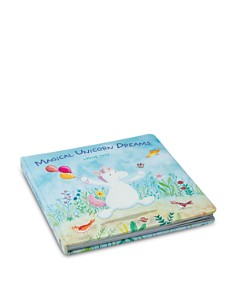Jellycat Magical Unicorn Dreams Book - Ages 0+ - Bloomingdale's_0