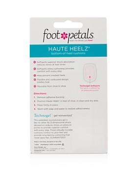 Foot Petals - Women's Haute Heelz Technogel® Cushions