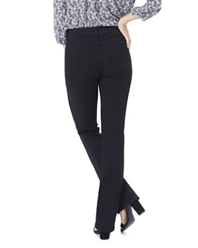 NYDJ - Barbara Bootcut Jeans in Black